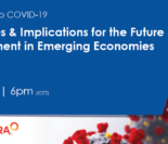 Webinar:  New Opportunities & Implications for the Future of Drug Development in Emerging Economies